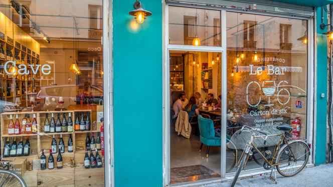 Le Carton de Six - Restaurant - Paris