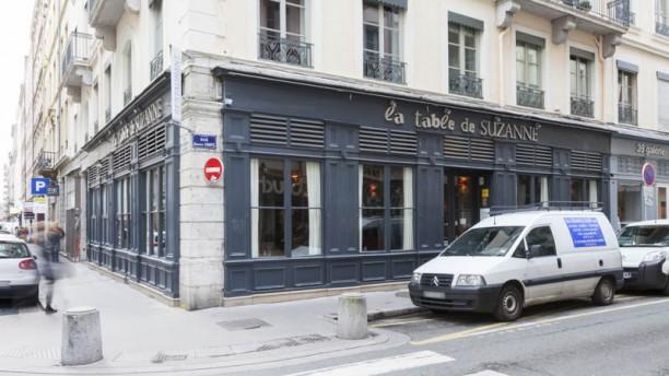 La Table de Suzanne façade