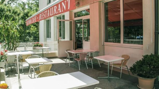 Mayor Café Restaurant terrasse
