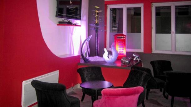 KAT 40 côté lounge