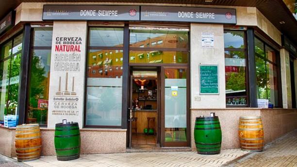Restaurante Donde Siempre en Madrid - Opiniones, menú y precios