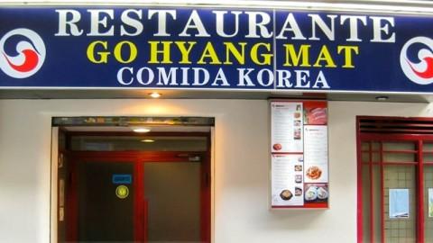 Go Hyang Mat, Madrid