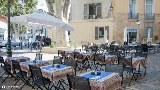 Le Jasmin - Restaurant - Aix-en-Provence