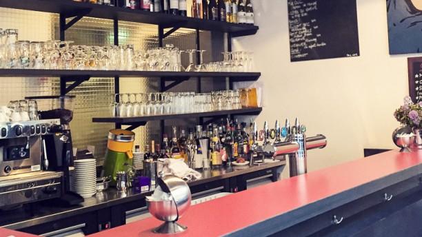 L'Autre Étoile Le bar