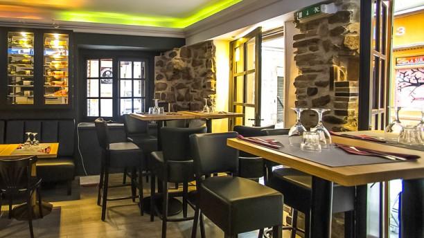 O'Morena Salle du restaurant