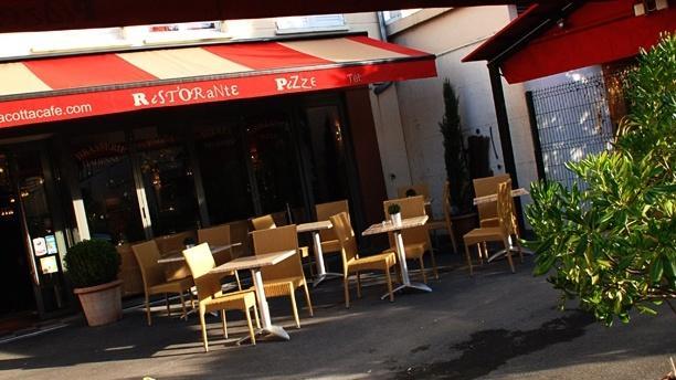 Pannacotta Café Bienvenue au restaurant Pannacotta Café