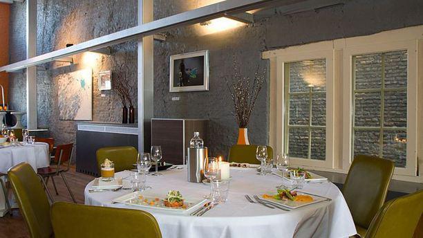 Café Restaurant Merz Interieur