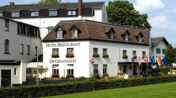Fletcher Hotel Restaurant De Geulvallei Ingang
