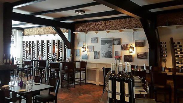 Wine & Bite wijnbar Het restaurant