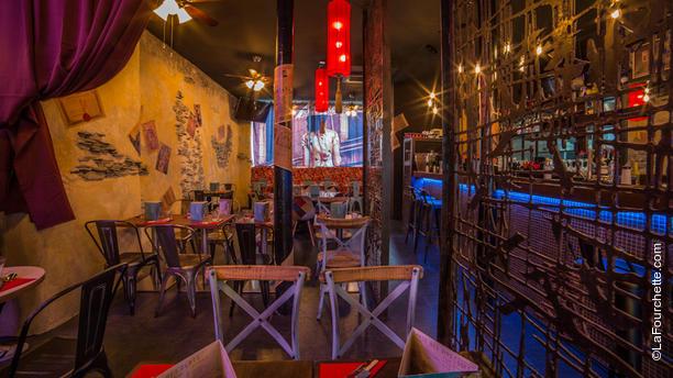 Shanghai Pub Aperçu de l'intérieur