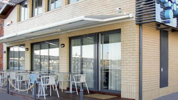 IBO Restaurante exterior