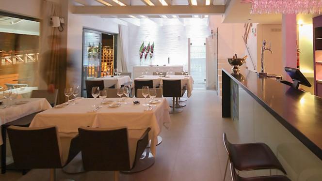 sala - IBO Restaurante, Lisboa