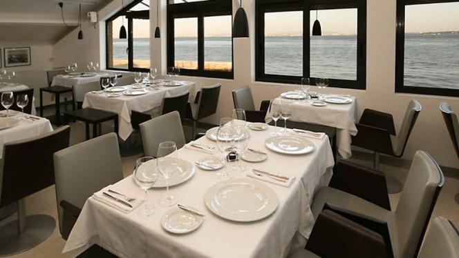 sala de cima - IBO Restaurante, Lisboa