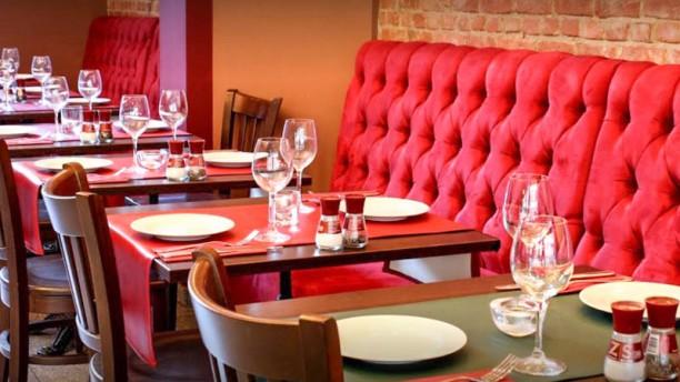 Arion Restaurant Vue de la salle