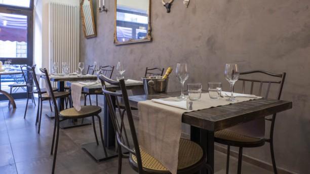 La Credenza Torino Menu : La credenza del pane foto di osteria trattoria da dario torino