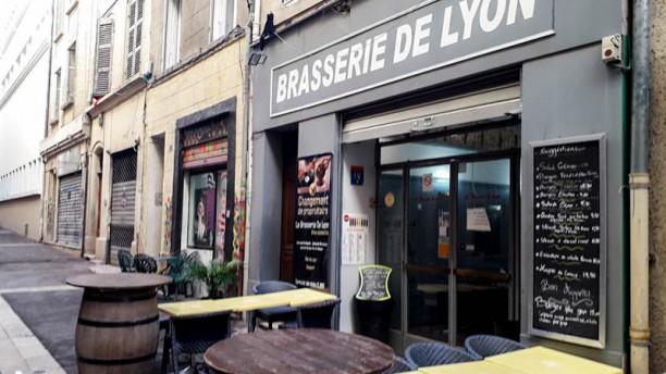 Brasserie de Lyon Entrée