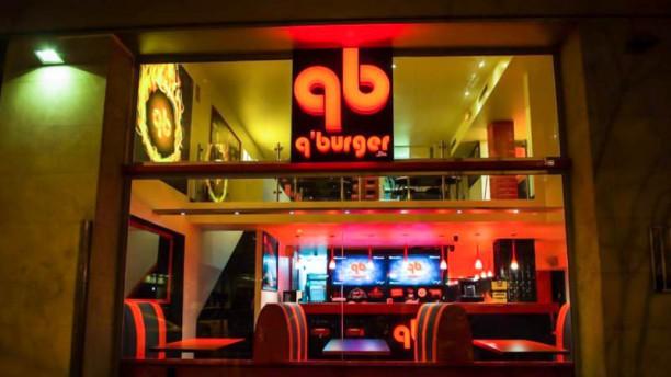 Q'Burger Fachada