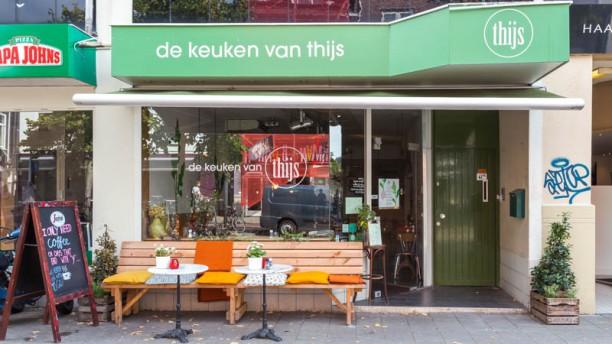 De keuken van Thijs Ingang