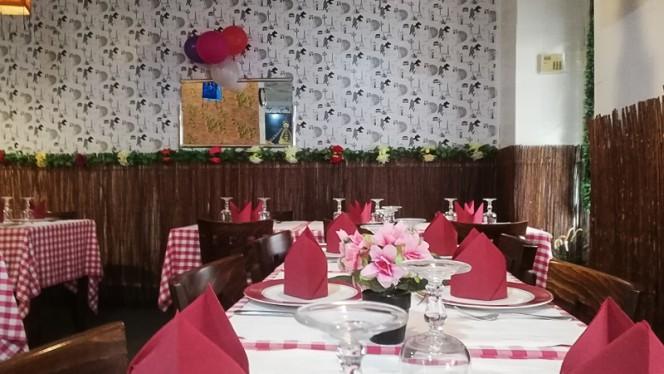 Durbar ristorante indiano a Lisbona in Portogallo
