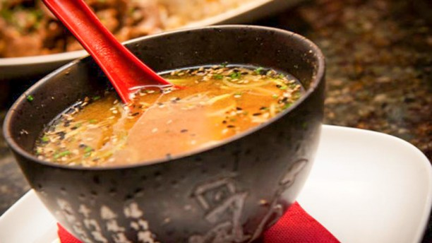 Tamagoshi Food Fusion prato