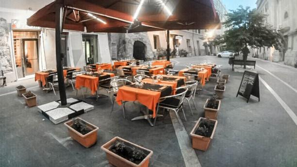 80Fame La terrazza