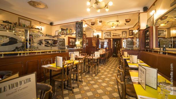 Restaurant Le Vicq D Azir Paris