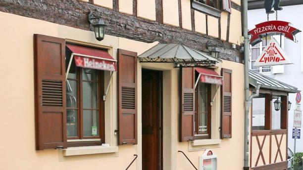 Chez Pipio Façade