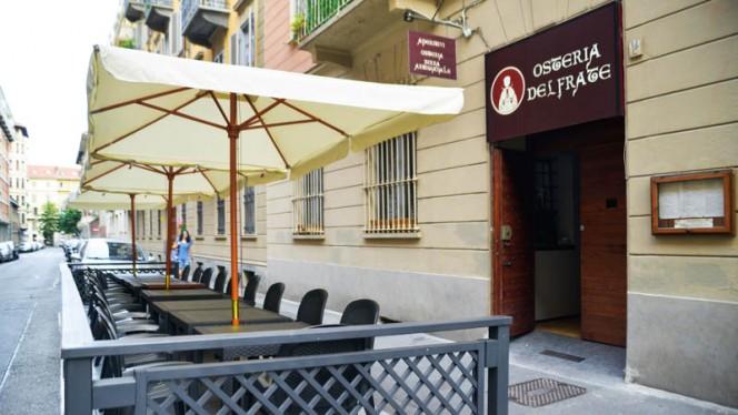 Terrazza - Osteria Del Frate, Torino