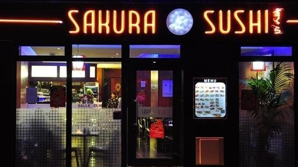 sakura sushi in deuil la barre restaurant reviews menu and prices thefork. Black Bedroom Furniture Sets. Home Design Ideas