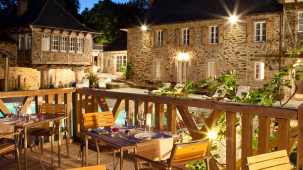 Chateau De Longcol Restaurant