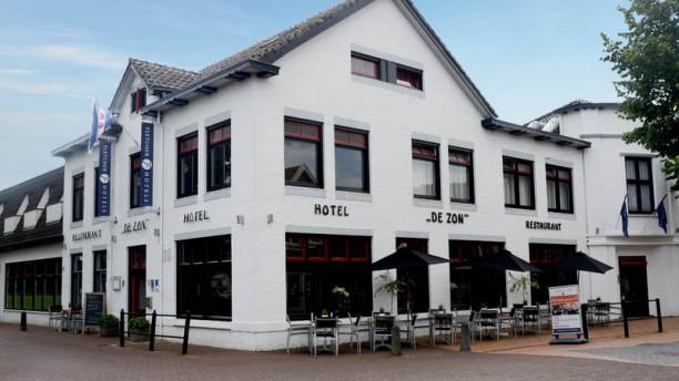 Fletcher Hotel-Restaurant De Zon Ingang