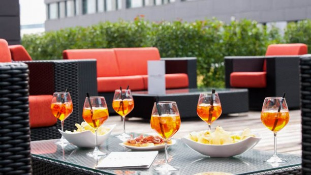 Mover Drink & Food - Trento Aperitivo en terrazza