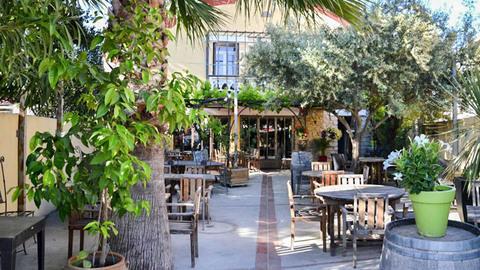 restaurant - La Villa Hélios - Lunel
