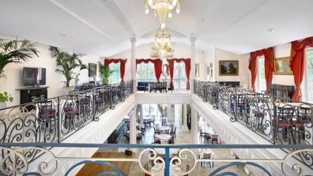 Le Saint-Petersbourg Salon du restaurant