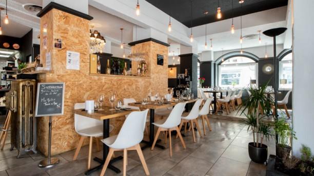 Ogram restaurant Vue de la salle
