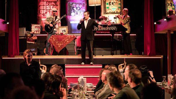 de avenue dinnershow in breda restaurant reviews menu and