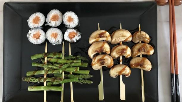 Yoshi Sushi Brochette légume
