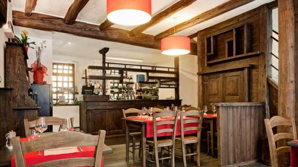 Restaurant 11100 sala