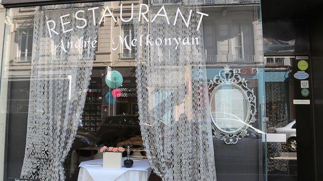 André Melkonyan - Restaurant - Lyon