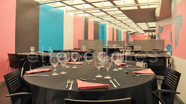 restaurante 22alf en barcelona opiniones men y precios. Black Bedroom Furniture Sets. Home Design Ideas