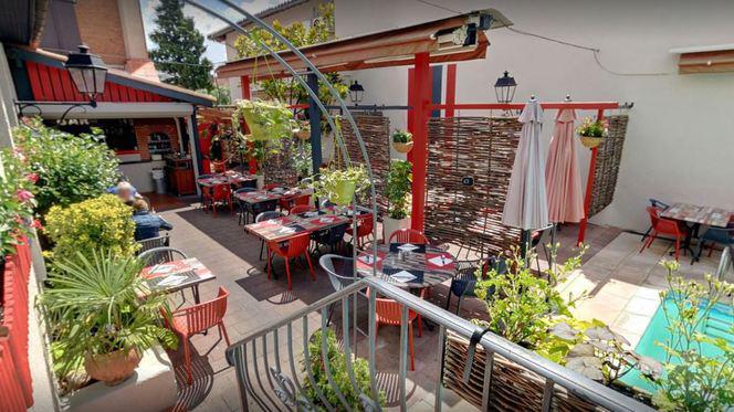 La terrasse - Le Pavé des Minimes, Toulouse
