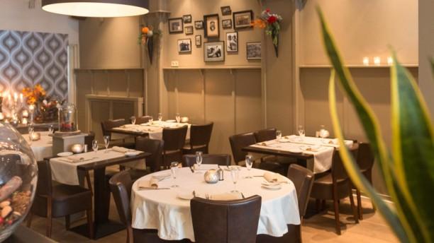 Spuiplein41 Het restaurant