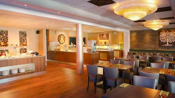 Sisi Restaurang Restaurangens rum