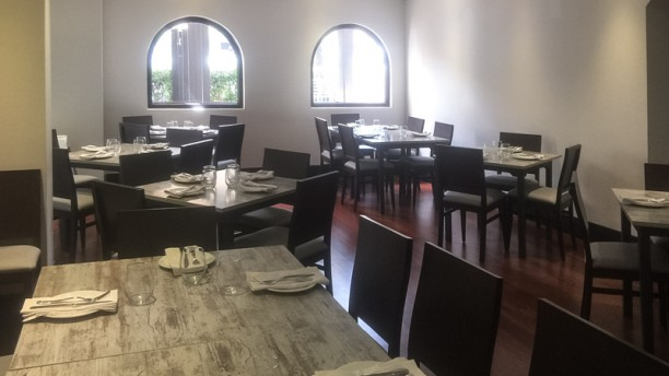 Kanbei Urban Food Sala del restaurante