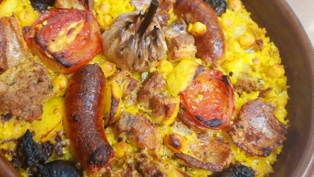 Taverna El Mirall Sugerencia del chef