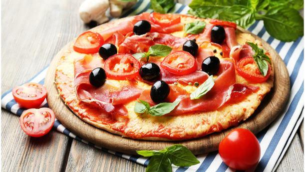 Le35 Pizzeria & Lounge Bar pizza
