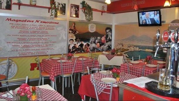 Hosteria Napoletana Pasta Express Il nostro caloroso ambiente