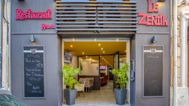 Le Zenith Entrée