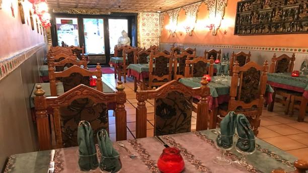Rajasthan Vue de la salle
