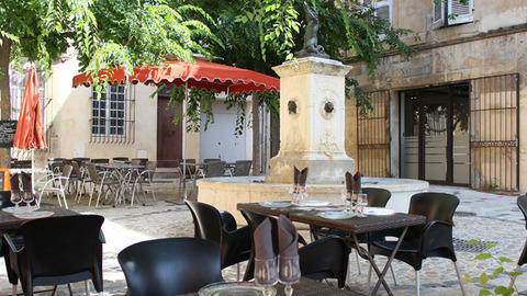 Aux Délices du Liban, Aix-en-Provence